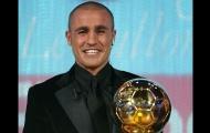 Hành trình đoạt QBV của Fabio Cannavaro