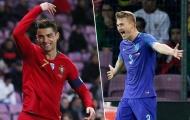 """Sao trẻ Hà Lan """"bỏ túi"""" Ronaldo là ai?"""