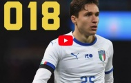 Federico Chiesa - tương lai của bóng đá Italia