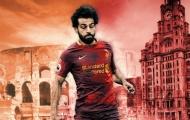 Salah và những cầu thủ từng khoác áo cả Liverpool và Roma