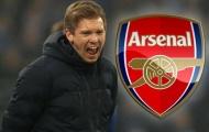 Arsenal nhận quả đắng đầu tiên với ứng viên thay Wenger