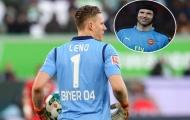 Đây, lý do Arsenal nên chiêu mộ người nhện Bundesliga thay Petr Cech