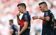 Lewandowski bất kính với HLV, ngày rời Bayern rất gần?