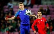 Man City nhắm 'ngọc thô' từng khiến Ronaldo tắt điện