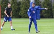 Conte nổi nóng quát tháo học trò trong buổi tập gần nhất của Chelsea