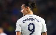Ibrahimovic và những ngôi sao lương cao nhất MLS