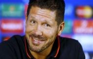 """Atletico vô địch Europa League, HLV Simeone """"nổ"""" tưng bừng"""