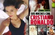 Vẻ bốc lửa của người đẹp mới tố Ronaldo