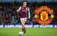 Sao trẻ Aston Villa lọt vào tầm ngắm của Man United