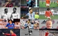 11 danh thủ chưa bao giờ vô địch World Cup