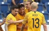 Giao hữu tiền World Cup 2018: Australia hủy diệt Cộng hòa Czech