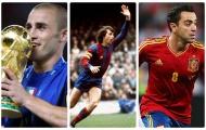 25 danh thủ làm nên thương hiệu của World Cup (Phần 2)