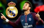 ''Tôi sẽ không bất ngờ nếu Neymar chuyển đến Real Madrid'