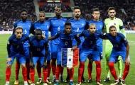 Những thông tin thú vị về nhân sự đội tuyển Pháp tại World Cup 2018