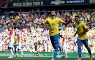 Neymar trở lại xuất thần: 'Tôi mới đạt 80% phong độ'