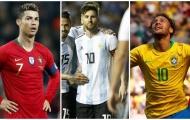 World Cup 2018 có thể là thảm hoạ với các ngôi sao này