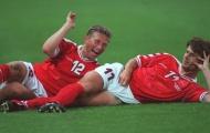 Những màn ăn mừng 'thần thánh' tại World Cup (Phần 1)
