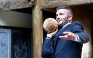 David Beckham: Tam sư sẽ tranh chức vô địch World Cup cùng Brazil