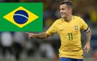 Chiếc giày vàng World Cup: Bất ngờ thú vị với tỷ lệ cược dành cho Coutinho