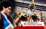 Huyền thoại World Cup   Diego Maradona