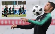 Tây Ban Nha rối loạn, Ronaldo càng thêm hưng phấn trước đại chiến