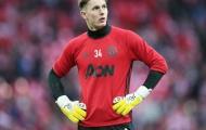 Thủ thành Man United rời đội bóng theo dạng cho mượn