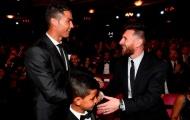 Gerrard nói lời thẳng thắn về Ronaldo và Messi