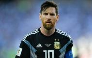 HLV Croatia tuyên bố sẽ 'bắt chết' Messi