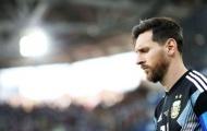 Lionel Messi: Vị vua mặt trời khiến Argentina phải chịu cảnh mù lòa