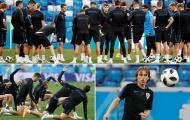 Modric sung sức, Croatia sẵn sàng khiến Argentina ôm hận