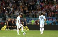 TRỰC TIẾP Argentina 0-3 Croatia: Tệ hại! (KT)