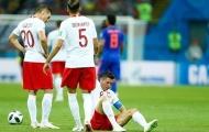 3 lí do dẫn đến trận thua bạc nhược của Ba Lan trước Colombia