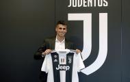 CHÍNH THỨC: Juventus chiêu mộ thành công Joao Cancelo