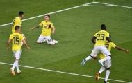 5 cầu thủ chơi ấn tượng và tệ nhất trong trận đấu giữa Colombia và Senegal