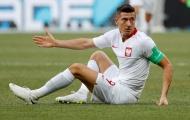 Chấm điểm Ba Lan: Nỗi thất vọng mang tên Lewandowski