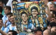 'Mi Amigos' 1986 và sự cứu rỗi sau 32 năm với người Argentina