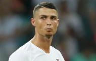 Ronaldo được thầy khuyên không nên dừng lại