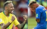 Brazil vượt ải Mexico: Neymar đáng yêu hay đáng giận?