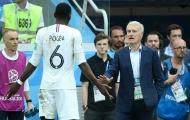 Pogba phải cảm ơn Deschamps khi tránh được án phạt ở trận tứ kết