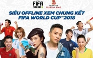 SIÊU OFFLINE FIFA ONLINE 4 - Xem chung kết World Cup 2018