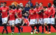Tình hình chuyển nhượng hè 2018 của Manchester United