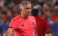 Hé lộ bến đỗ bất ngờ của Mourinho nếu rời M.U