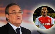 Hụt Mbappe, bố già Perez 'trút giận' lên sếp Monaco