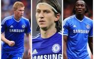 Ngoài Pogba, 9 cầu thủ sau đây từng 'gây thù chuốc oán' với Mourinho