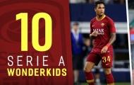 10 thần đồng Serie A 2018/19: Tài không đợi tuổi
