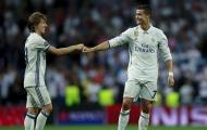 'Modric phải đứng sau Ronaldo'