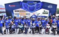Biệt đội Yamaha Exciter Angels hào hứng khám phá Exciter 150 mới