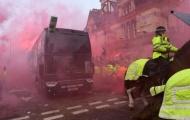 Quay trở lại Liverpool, Pep phát biểu cứng rắn về vấn đề hooligan