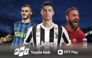 Xem trực tiếp Serie A tiện lợi nhất ở đâu?