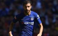 Xong: Fabregas có quyết định về tương lai tại Chelsea